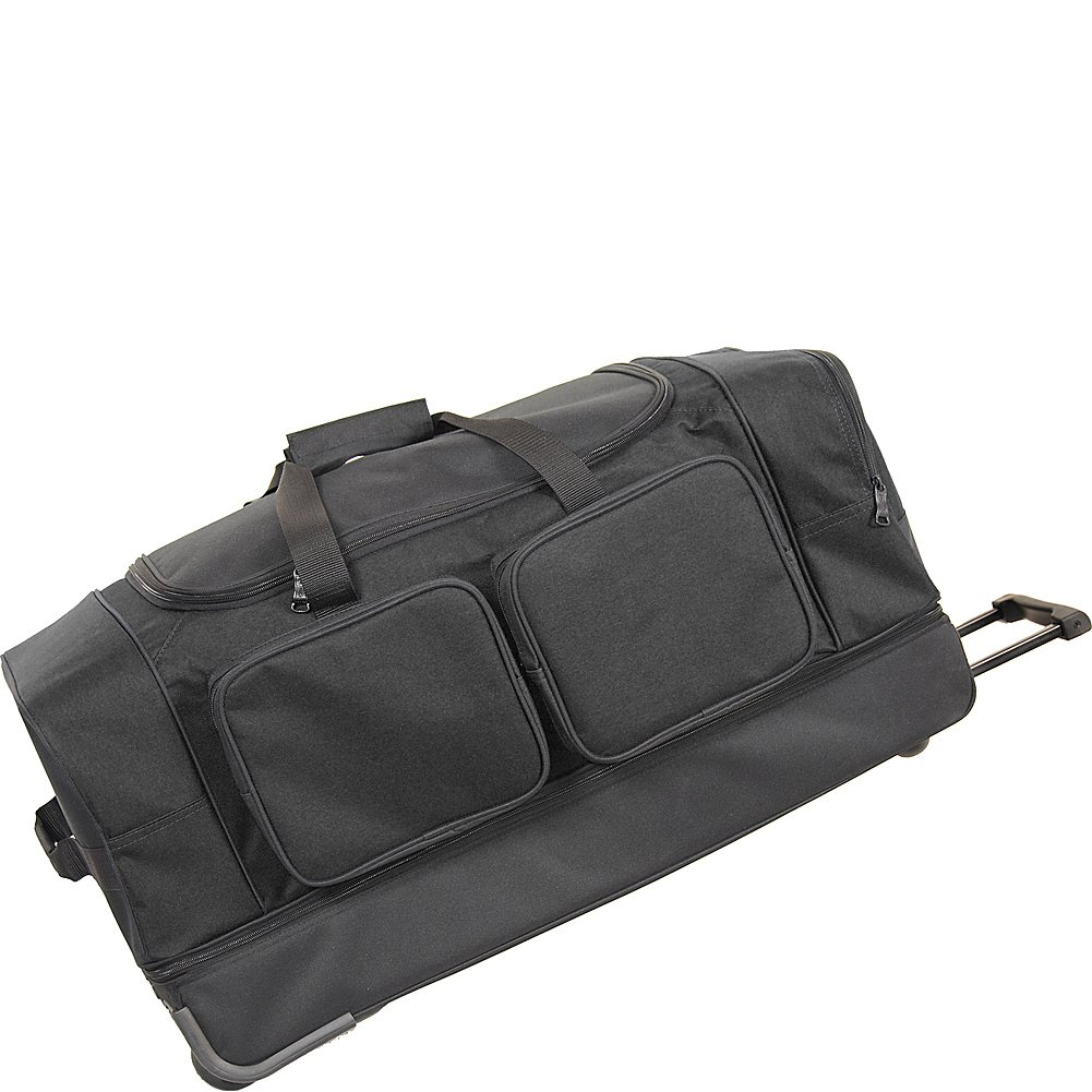 Netpack Summer 30'' Wheeled Duffel (Black)