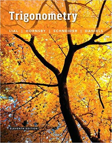 Amazon trigonometry 11th edition 9780134217437 margaret l trigonometry 11th edition 11th edition fandeluxe Choice Image
