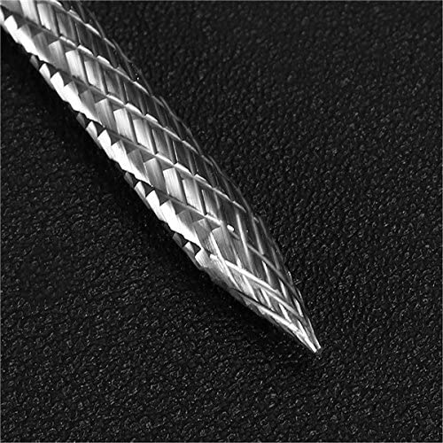 Hitommy 4.5mm Tire Repair Carbide Reamer Drill Bit Carbon Steel Wheel Cutting Tool