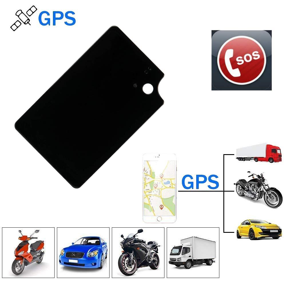 TKSTAR rastreador GPS Mini Localizador GPS Oculto Localizador en Tiempo Real antirrobo para Mascotas Monedero Niños Bicicleta Coche Archivos Importantes ...