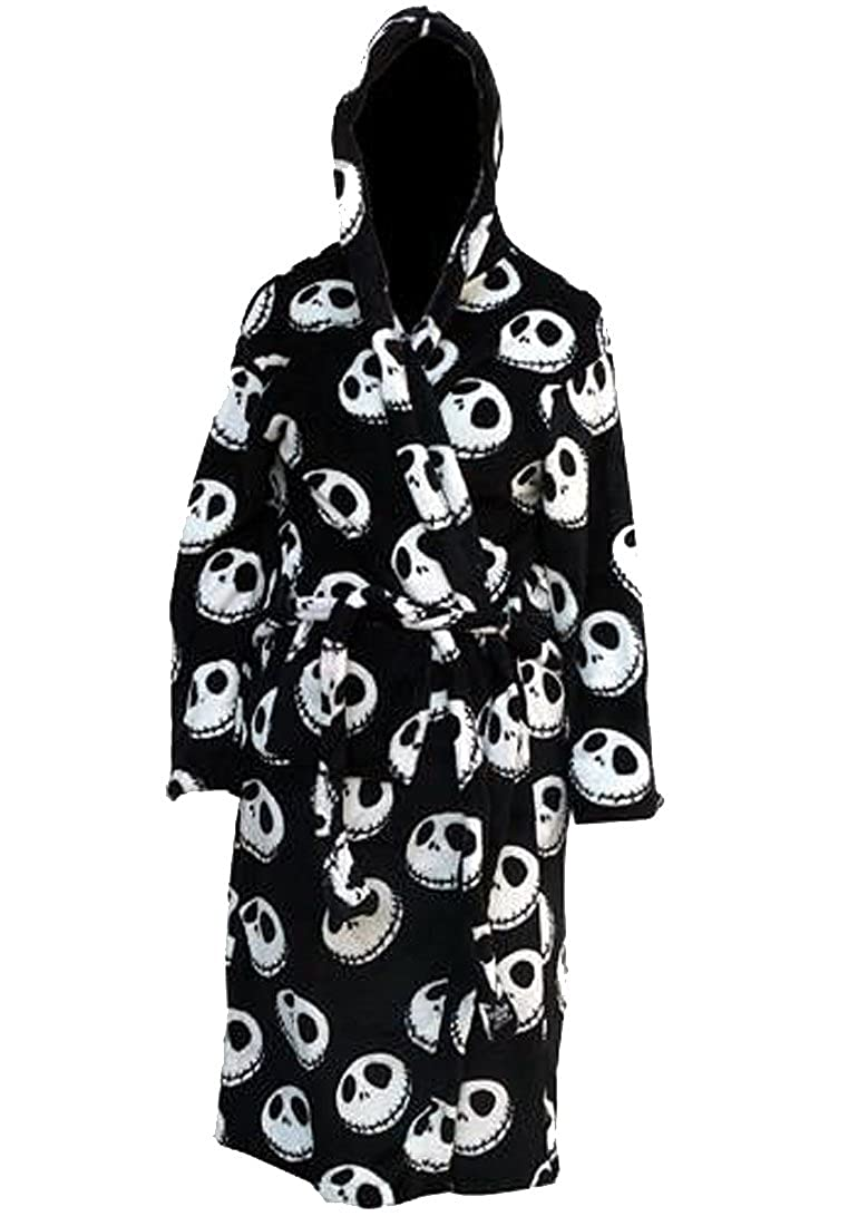 Amazon.com: Nightmare Before Christmas Bathrobe Officially Licensed ...