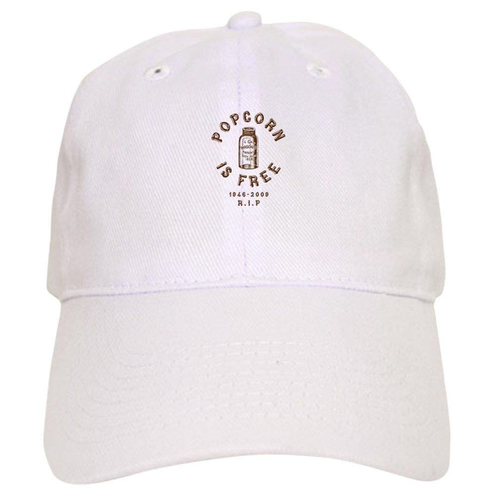 e1cfa49f81f35 Amazon.com  CafePress - popcorn sutton Cap - Baseball Cap with Adjustable  Closure