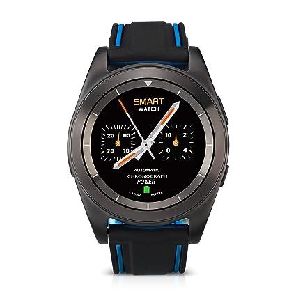 No. 1 – G6 Intelligent Heart Rate Bracelet, Black Blue