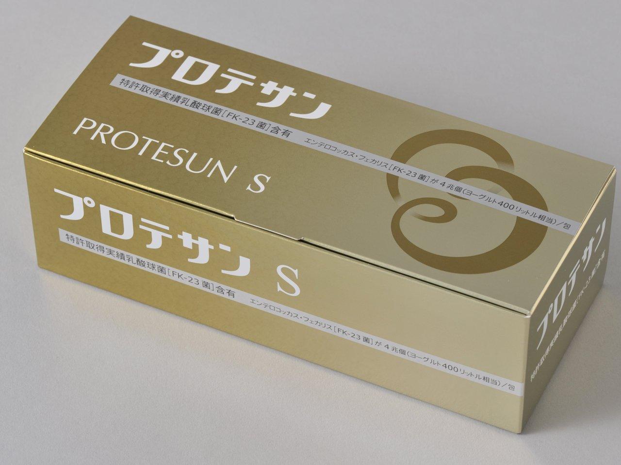 プロテサンS 45包入6箱セット 1包に乳酸菌 4兆個(プレーンヨーグルト500ml×約800個分)含有 B00AIEUXIC