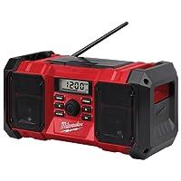 Milwaukee Akku-/Netz-Radio M18 JSR/0