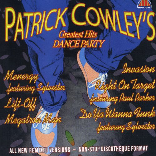 CD : Patrick Cowley - Greatest Hits Dance Party (Canada - Import)