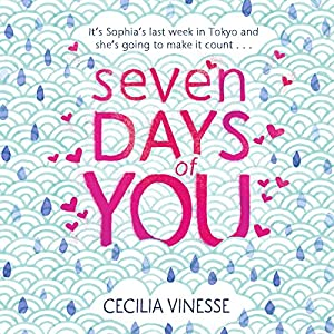 Seven Days of You Hörbuch