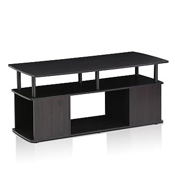 Amazoncom FURINNO Furinno JAYA Utility Design Coffee Table - Furinno coffee table