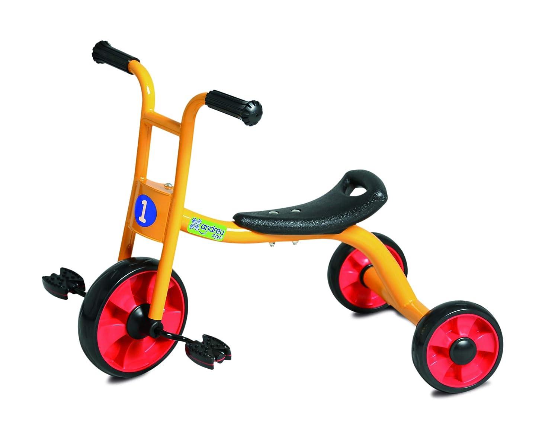 Promoción por tiempo limitado Andreu Toys - Triciclo Small 1-4 años