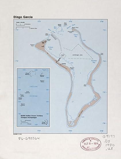 Go Garcia Map Indian Ocean on