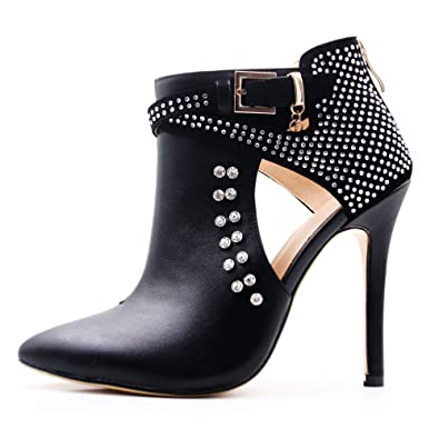 e7a38147f4 Amazon.com  Ankle Boots for Women