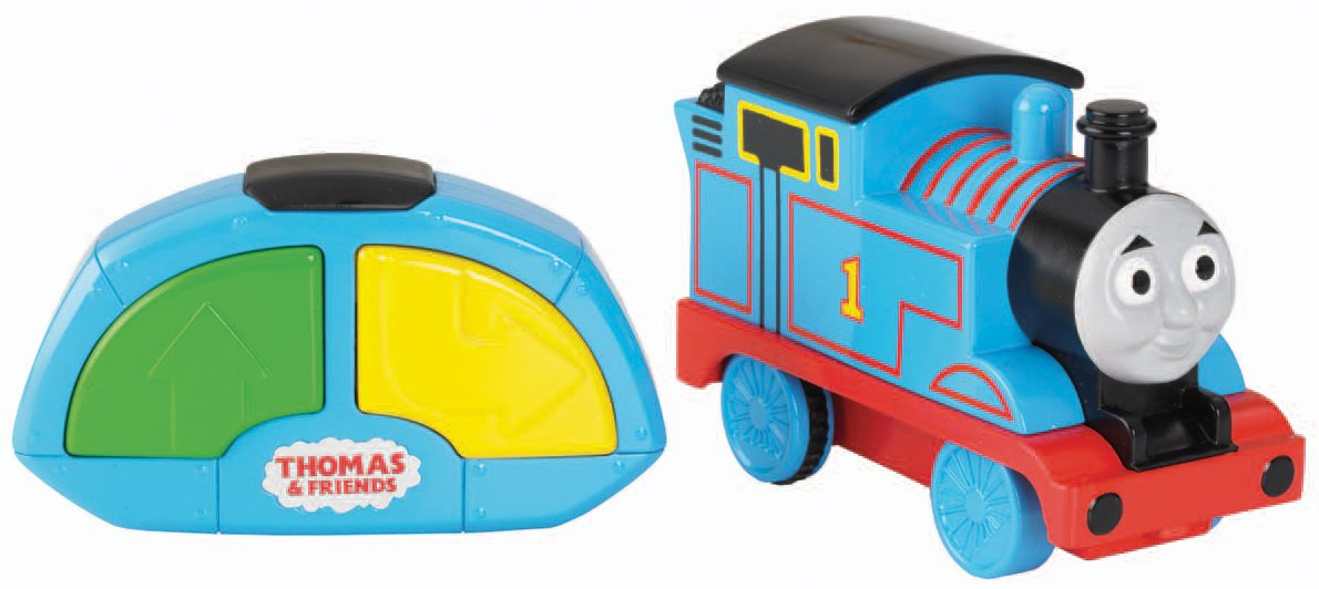 Thomas & Friends Fisher-Price My First, R/C Thomas