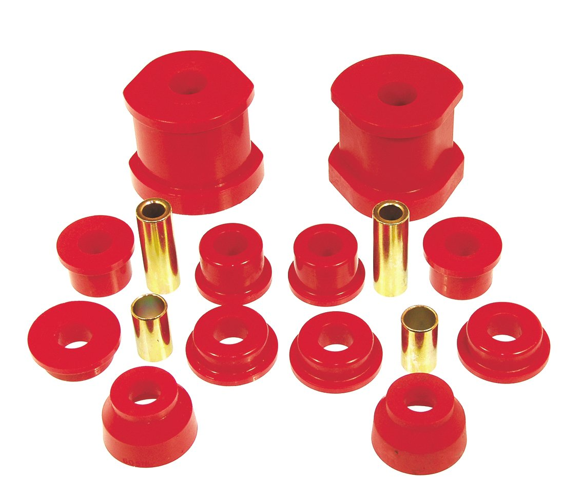 Prothane 4-227 Red Front Lower Control Arm Bushing (Mitsubishi 3000GT), 1 Pack