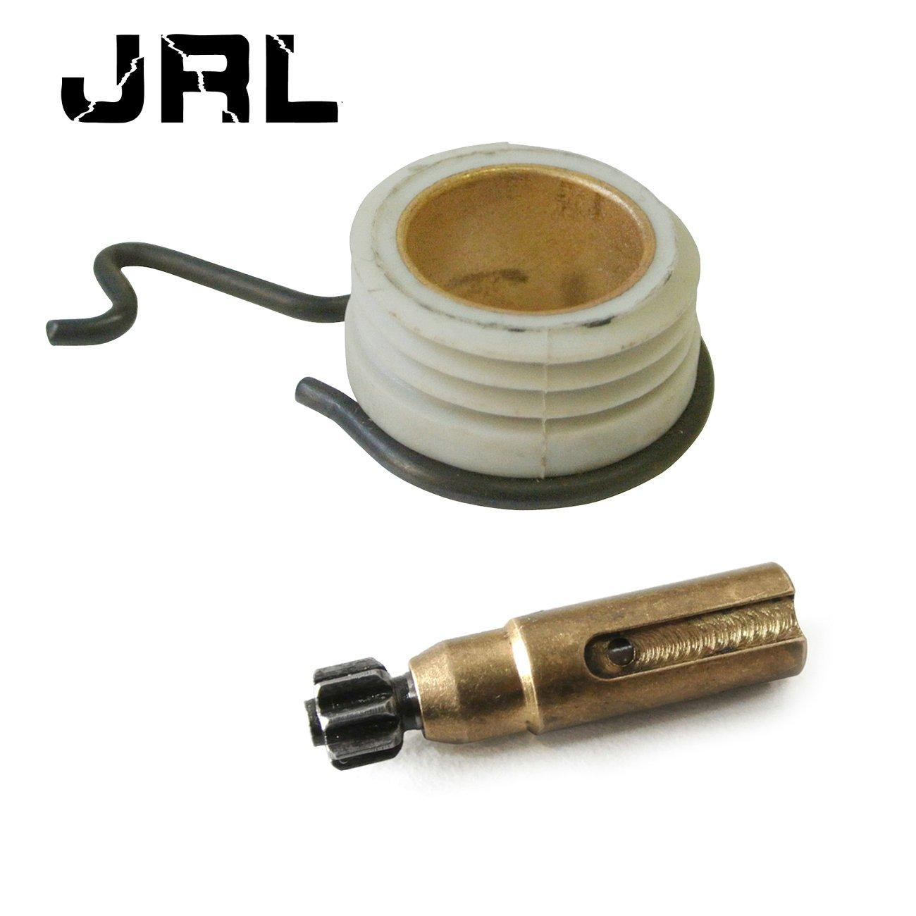 Jrl NEUF Pompe à huile Oiler pour Stihl 021023025MS210MS230MS250tronçonneuse Huang Machinery