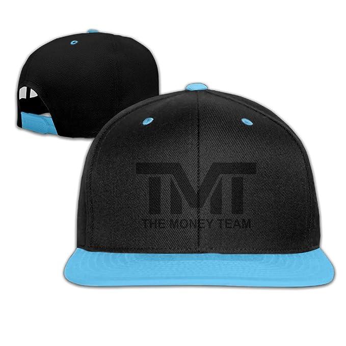 Children s Floyd Mayweather The Money Team TMT Baseball Hats RoyalBlue 1c61f8c0dc7e
