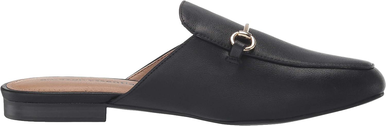 Essentials Womens Buckle Mule