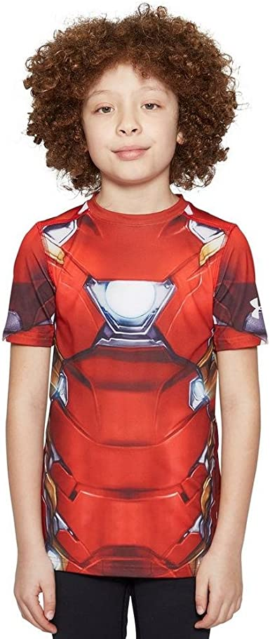 AW16 Under Armour Alter EGO Core Superman Training T-Shirt