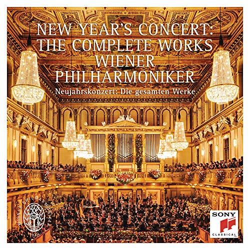 New Year's Concert: The Complete Works / Neujahrskonzert: Die gesamten Werke ()