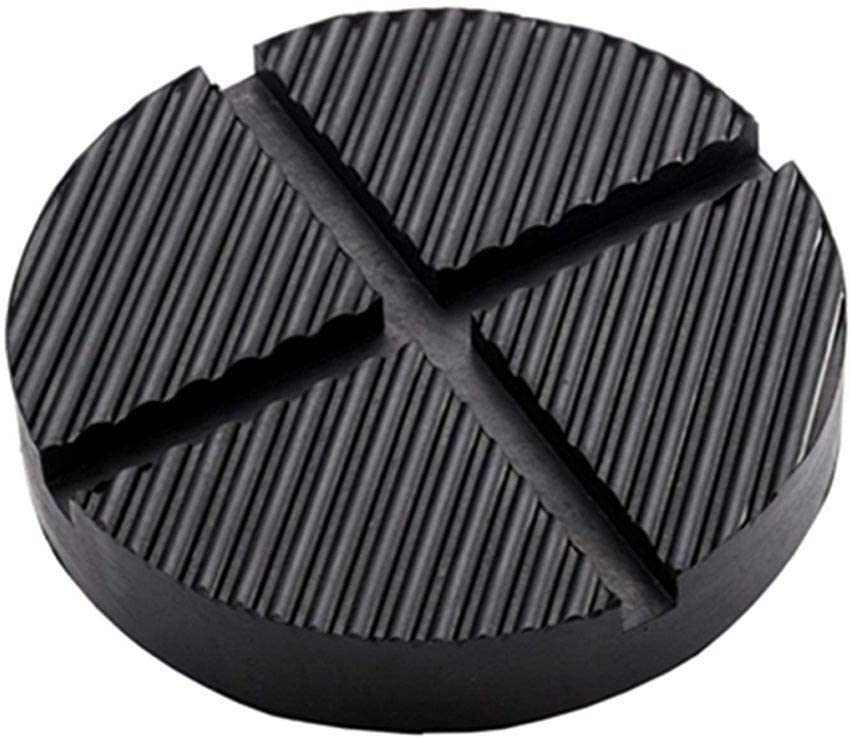 Plaquettes en Caoutchouc Diam/ètre de 6.5cm Adaptateur de Protection de Disque de lev/ée de pincement dadaptateur de Support de Disque leegoal Universel pour Plancher /à Fentes 2.56inch