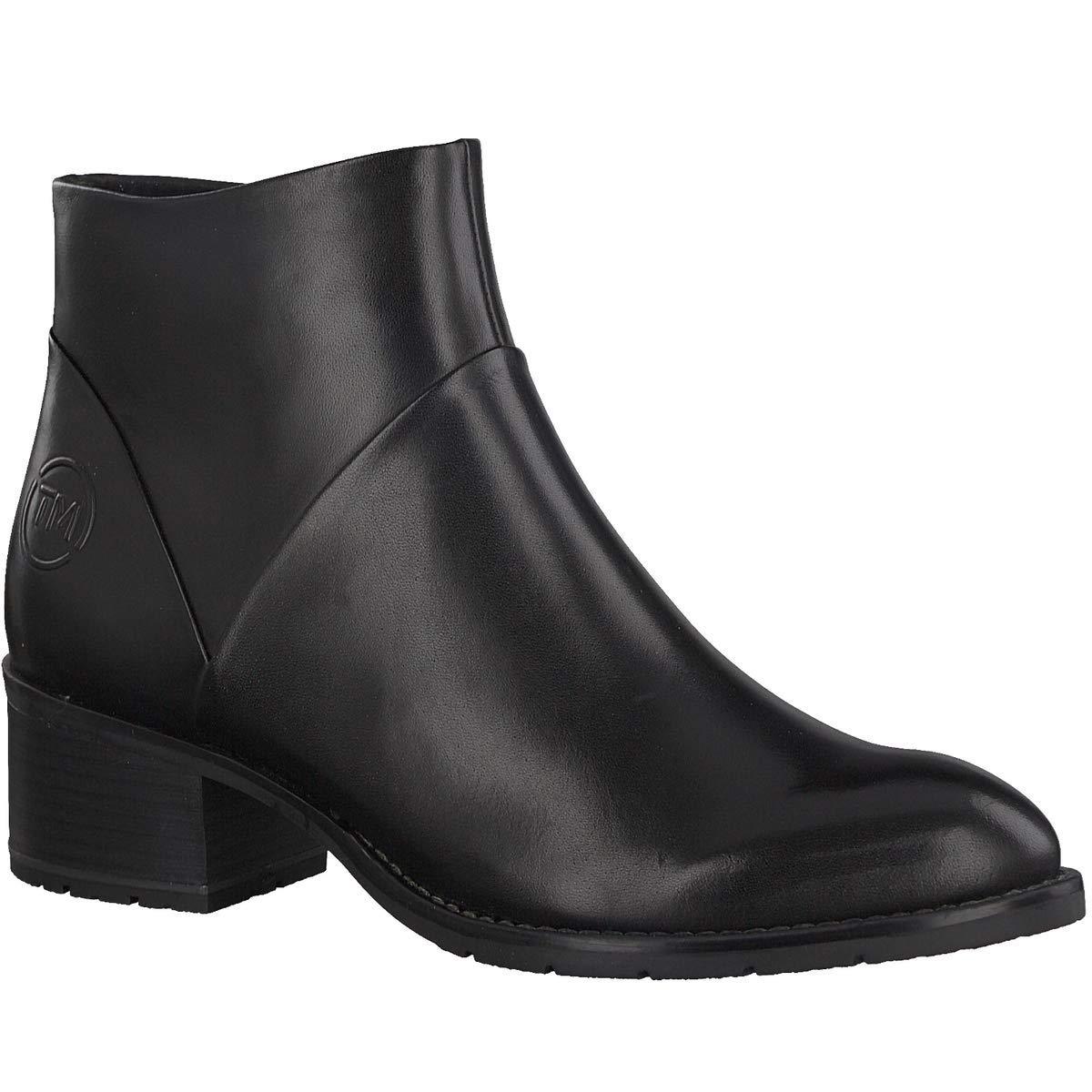 MARCO TOZZI Damen Stiefeletten Woms Stiefel 2-2-25334-21 002 schwarz 522980