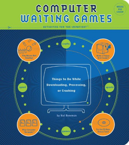 Computer Waiting Games: Things to Do While Downloading