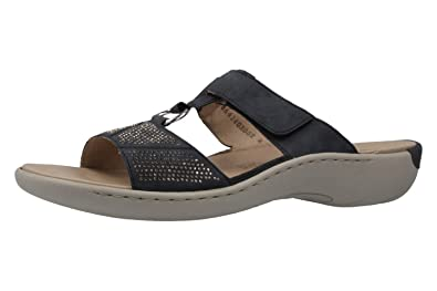 Remonte Femmes Mules Ice-Multi Multi Couleur, (Ice-Multi) R6050-90
