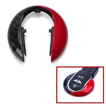 Amazon.com: iJDMTOY (1) JCW Style Key Cap Shell for MINI ...