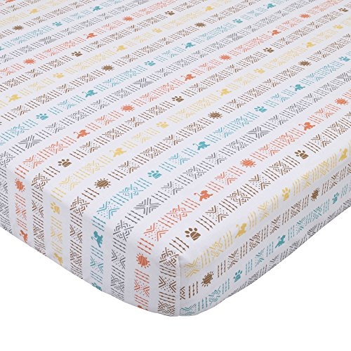 Disney Baby Lion King Cirle of Life 100% Cotton Fitted Crib Sheet