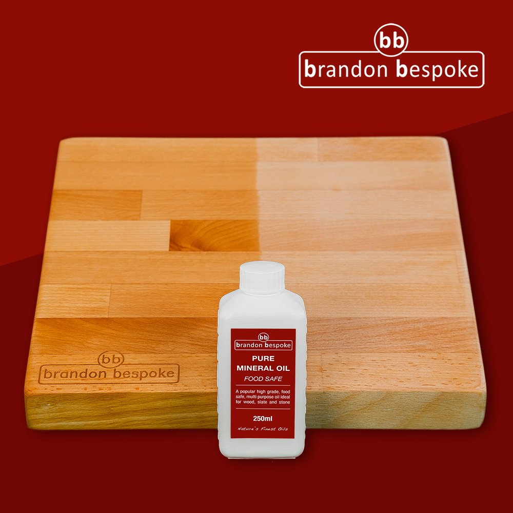 mineral oil and beeswax finish how to make