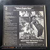 Ron Goodwin - Where Eagles Dare Original Soundtrack - Lp Vinyl Record