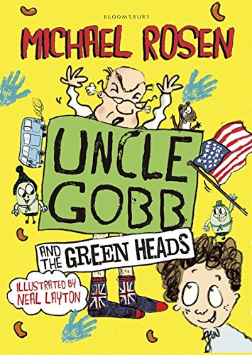 Download Uncle Gobb And The Green Heads pdf