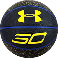 Under Armour Stephen Curry Mini Sized Basketball (BB934)