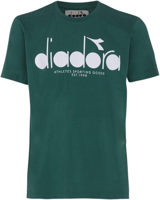 Diadora T-Shirt T-Shirt SS BL per Uomo