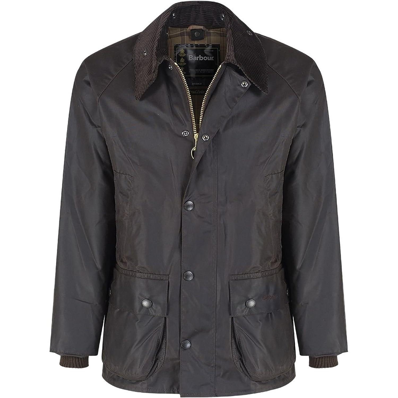 バーブァー アウター ジャケット&ブルゾン Barbour Bedale Wax Jacket Rustic ck3 [並行輸入品] B01LZ58S06 48
