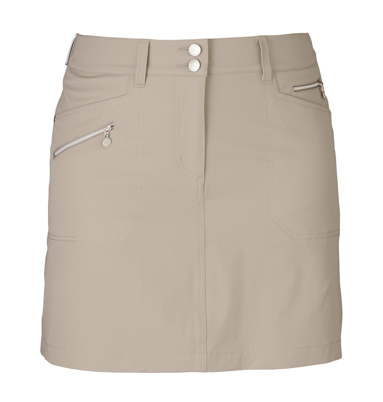 Daily Sports - Womens Miracle Skort Potato - Size 6