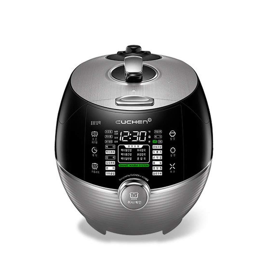 CUCHEN IH Electric Pressure Rice Cooker CJH-PJ0617RD 6 Cup 220V