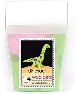 product image for Woolpets, Needle Felting Kit, Easy, Dinosaur 1042