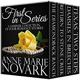 Boxed Set: First In Series Sampler Collection by [Novark, Anne Marie]