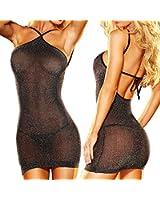 AutumnFall® Hot Sexy Babydoll Lingerie Sleepwear Night Dress