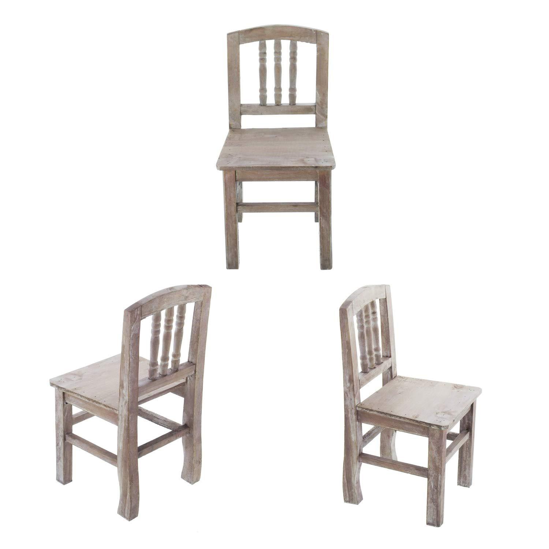 PierSurplus Decorative Antique Kid Chair for Indoor or Patio Product SKU: PB221581