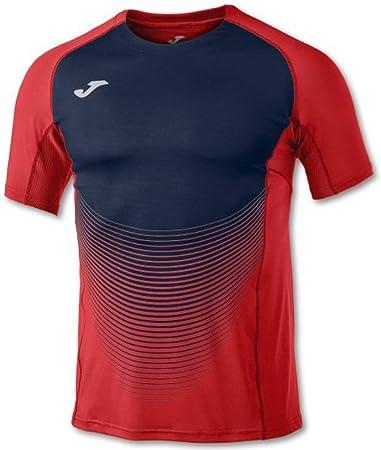 Joma Elite Vi, Camiseta, Rojo-Marino