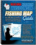 Northern Wisconsin Fishing Map Guide - Vilas Area