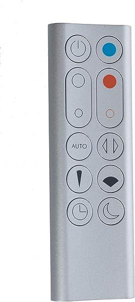 de MMSB GmbH Dyson Mando a Distancia Plata para Ventilador Pure Hot + Cool Link – Nº: 967826-03: Amazon.es: Hogar
