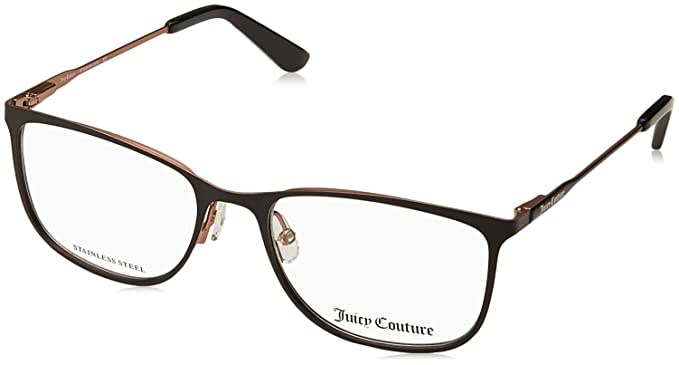 Amazon.com  Eyeglasses Juicy Couture Ju 178 02M2 Black Gold  Clothing 4c93c8ecb9