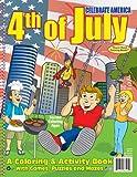 Celebrate America Coloring Book (8.5x11)