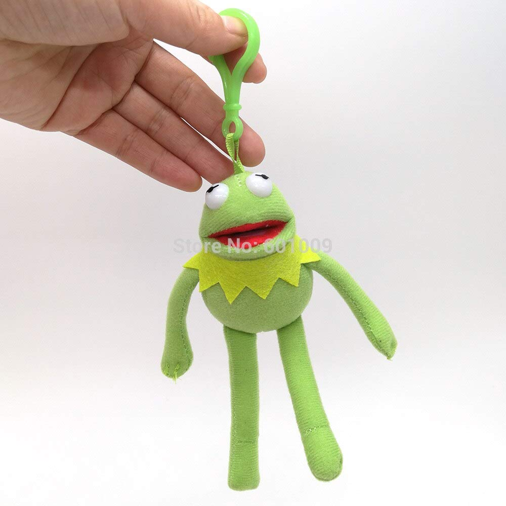 Amazon.com: TANGGOOO 10/Lot 2 Colors The Frog 14Cm Plush ...