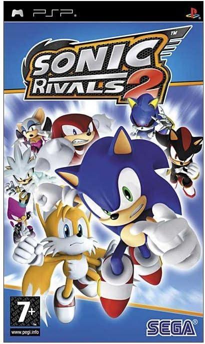 Amazon com: Sega Sonic Rivals 2 - Collection Essentiels: Video Games