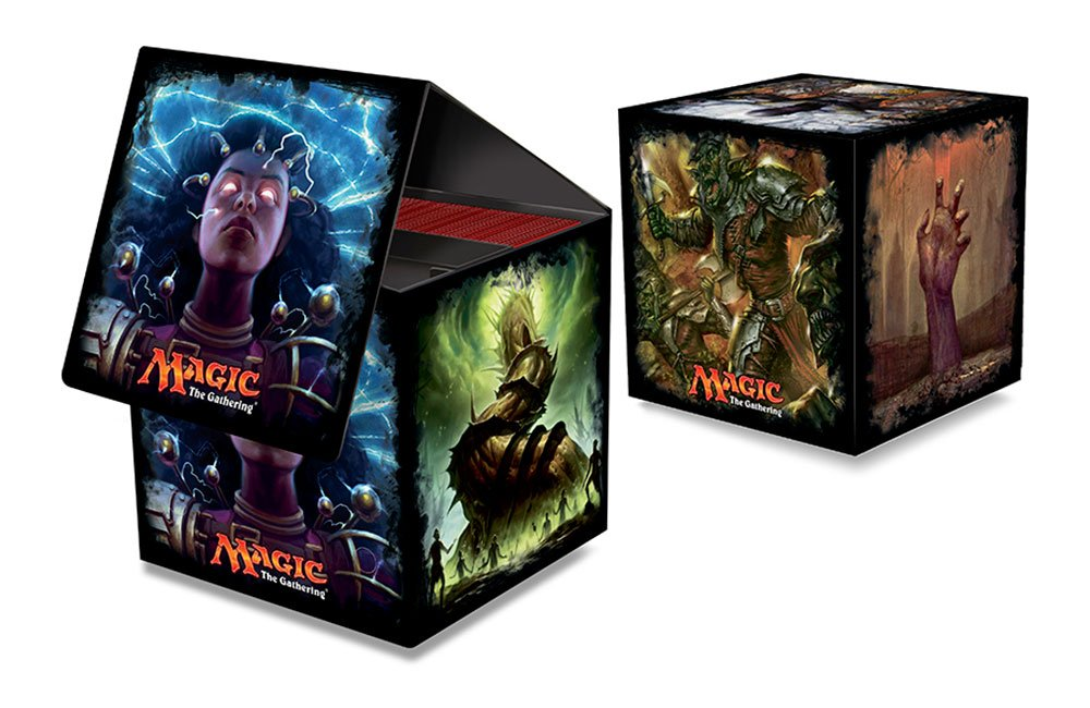 Ultra Pro Magic the Gathering CUB3 Deck Box - Brainstorm