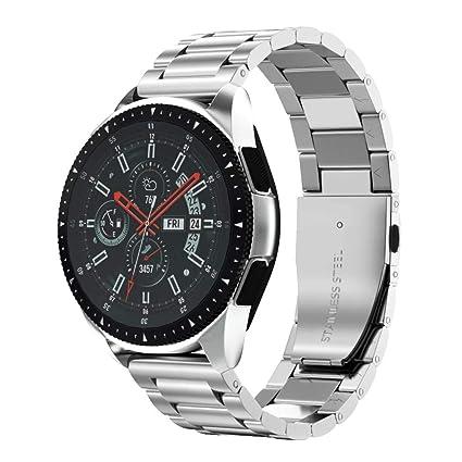 Amazon.com: Compatible con Samsung Gear S3 Frontier/Samsung ...