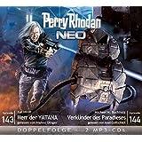 Perry Rhodan NEO MP3 Doppel-CD Folgen 143 + 144: Herr der YATANA / Verkünder des Paradieses